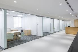 pivot glass doors operable partitions and glass wall systems by