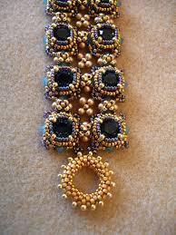 cuff bracelet tutorials images 1116 best bracelets images bead jewelry beaded jpg