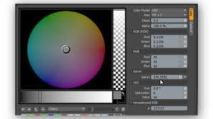 modo color picker vs os color picker foundry community