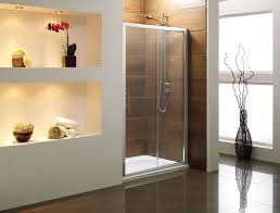 desain kamar mandi transparan desain kamar mandi minimalis menggunakan shower