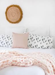 light pink throw blanket light pink chunky knit throw 100 australian merino wool