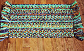 braided rug make your own braided rug a beautiful mess