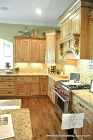 natural cherry wood kitchen cabinets natural wood color kitchen
