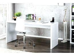 bureau blanc laqué bureau blanc laquac ikea bureau werner mdf laqu blanc caisson