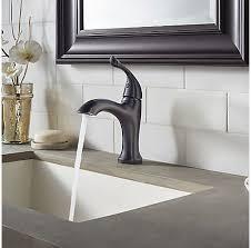 Tuscany Bathroom Faucet Tuscan Bronze Elden Single Control Centerset Bath Faucet Lf 042