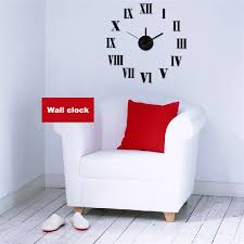 Modern Clocks For Kitchen by Large Modern Clocks Promotion Shop For Promotional Large Modern