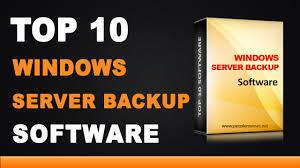 best windows server backup software top 10 list youtube