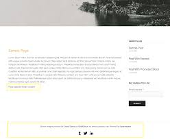 Squarespace Squarespace Help Five Structure And Style