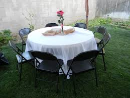 Table Runners For Round Tables Linens Table Cover 5 Chair Cover With Sash 2 Fresno Party