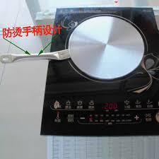 batterie de cuisine pour plaque à induction 8 3 table de cuisson à induction convertisseur thermique disque en