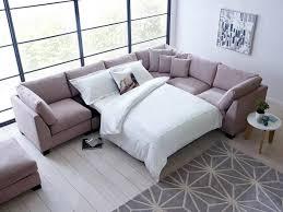 Contemporary Microfiber Sofa Sofas Wonderful Modern Sectional Sofas Double Sofa Bed