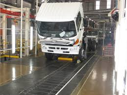 toyota south africa confirms importance of hino trucks with big
