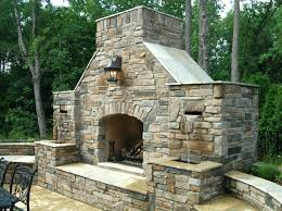 patio ideas image of outdoor fireplace grill designs outdoor