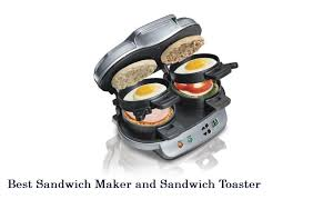 Sandwich Toaster Best Home Safe