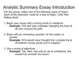 sample summary essay essay hooks writing portfolio mr butner writing portfolio due date writing portfolio mr butner writing portfolio due date analytic summary essay introduction for this essay select