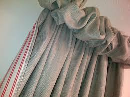 puff ball curtains ian mankin fabrics elaine johnson interiors