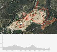 Seattle Elevation Map by Beast Archives Obstacle Racing Media