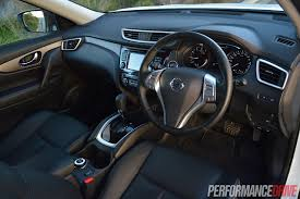 nissan pathfinder 2014 interior 2014 nissan x trail st l review video performancedrive