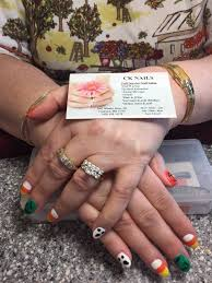nail design gallery ck nails frederick md nail salon offering
