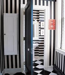 Striped Wallpaper Bathroom Striped Wallpaper Bathroom U2013 Home Decoration