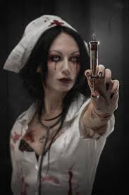 Bloody Nurse Halloween Costume 25 Zombie Nurse Ideas Zombie Nurse Costume