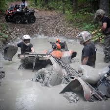 mudding four wheelers mudslingers atv mudslingersatv twitter