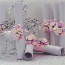Wedding Invitation Greeting Cards Wedding Invitation Greeting Card Roll In Pink Scr004 Prices
