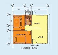 Floor Plan Of House Deca Homes Catalunan Grande Low Equity Fast Turnover Affordable