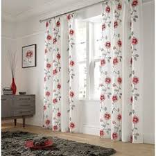 Cream Embroidered Curtains Pearl Lined Voile Curtains Floral Embroidered Pencil Pleat Ready