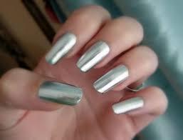 Nail Art Nail Polish Designs 35 Gorgeous Metallic Nail Polish Designs Nail Design Ideaz
