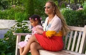 apple martin blue ivy blue ivy carter reportedly helped unite kanye west and beyoncé