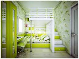 Girls Bedroom Ideas Green - Green childrens bedroom ideas