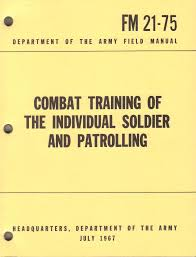 old manuals to find and purchase the defensive training group
