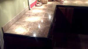 kitchen countertop tile install marble tile countertops with ease youtube