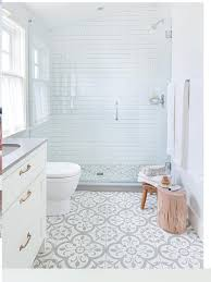 bathroom makeover reveal color tile marbles and ivory