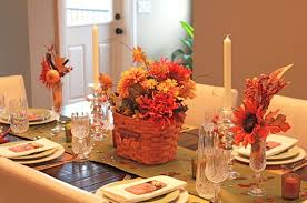 gorgeous and awesome thanksgiving tables decoration