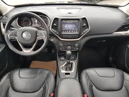 1991 jeep wagoneer interior used 2015 jeep cherokee limited 4 door sport utility in edmonton