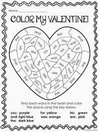 teacher bits and bobs color words worksheet ela ideas