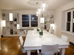 kitchen modern dining room chandeliers dining lights above