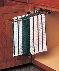 Kitchen Towel Bar  Must Have Laundry Room Ideas Towel Rodtowel - Kitchen cabinet towel rack