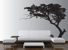 Wall Tree Decals For Nursery Large Wall Tree Decal Forest Decor Vinyl Sticker Highly Detailed
