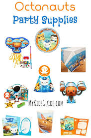 10 superb octonauts party supplies for kids
