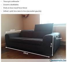 canapé ultra confortable canapé ultra confortable à vendre a vendre 2ememain be