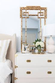 Mirrors Above Nightstands How To Style Your Nightstand What Every Nightstand Should Have