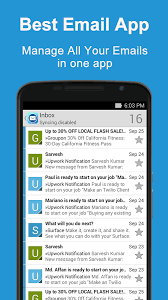 hotmail app for android inbox for hotmail android apps on play