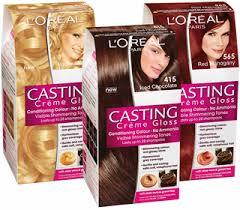 loreal hair color chart ginger l oréal paris casting crème gloss reviews beautyheaven