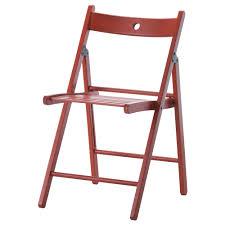 Folding Dining Chairs Wood Terje Folding Chair Ikea
