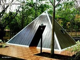 pyramid house plans little piramidal building plans online 33271
