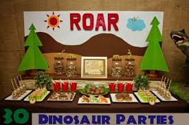 Jurassic Park Decorations 30 Dinosaur Birthday Party Ideas You Will Love Spaceships And