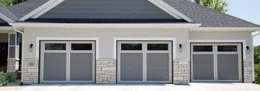 steel u0026 wood garage door courtyard collection